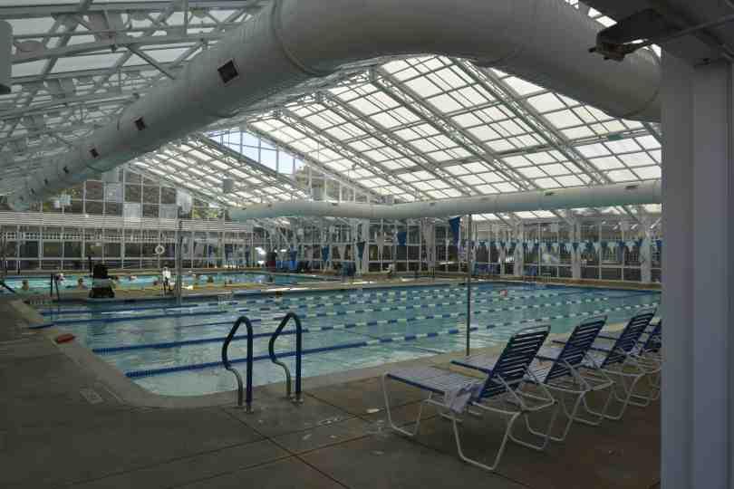 Del Valle Aquatics Pools at Fitness Center