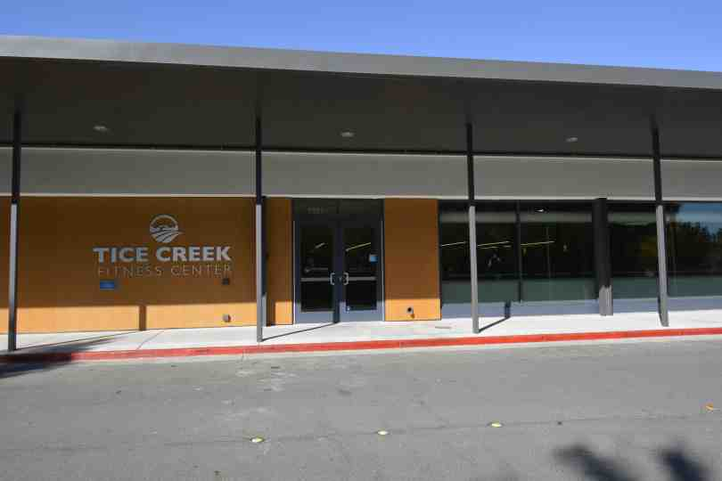 Del Valle Tice Creek Fitness Center