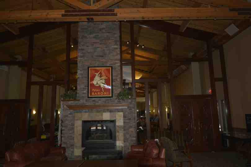 Gateway Fireside Room