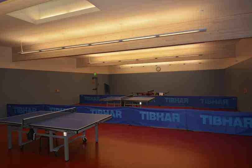 Hillside Table Tennis Ping Pong Inside 1
